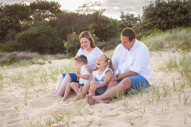 Family & Maternity photography Newcastle session with Little Magnolia Photography