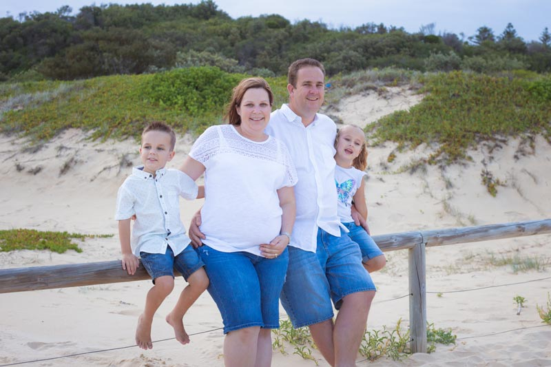 Family & Maternity photography session Newcastle
