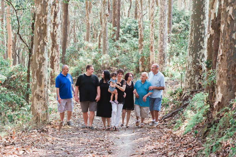 forest family photography newcastle